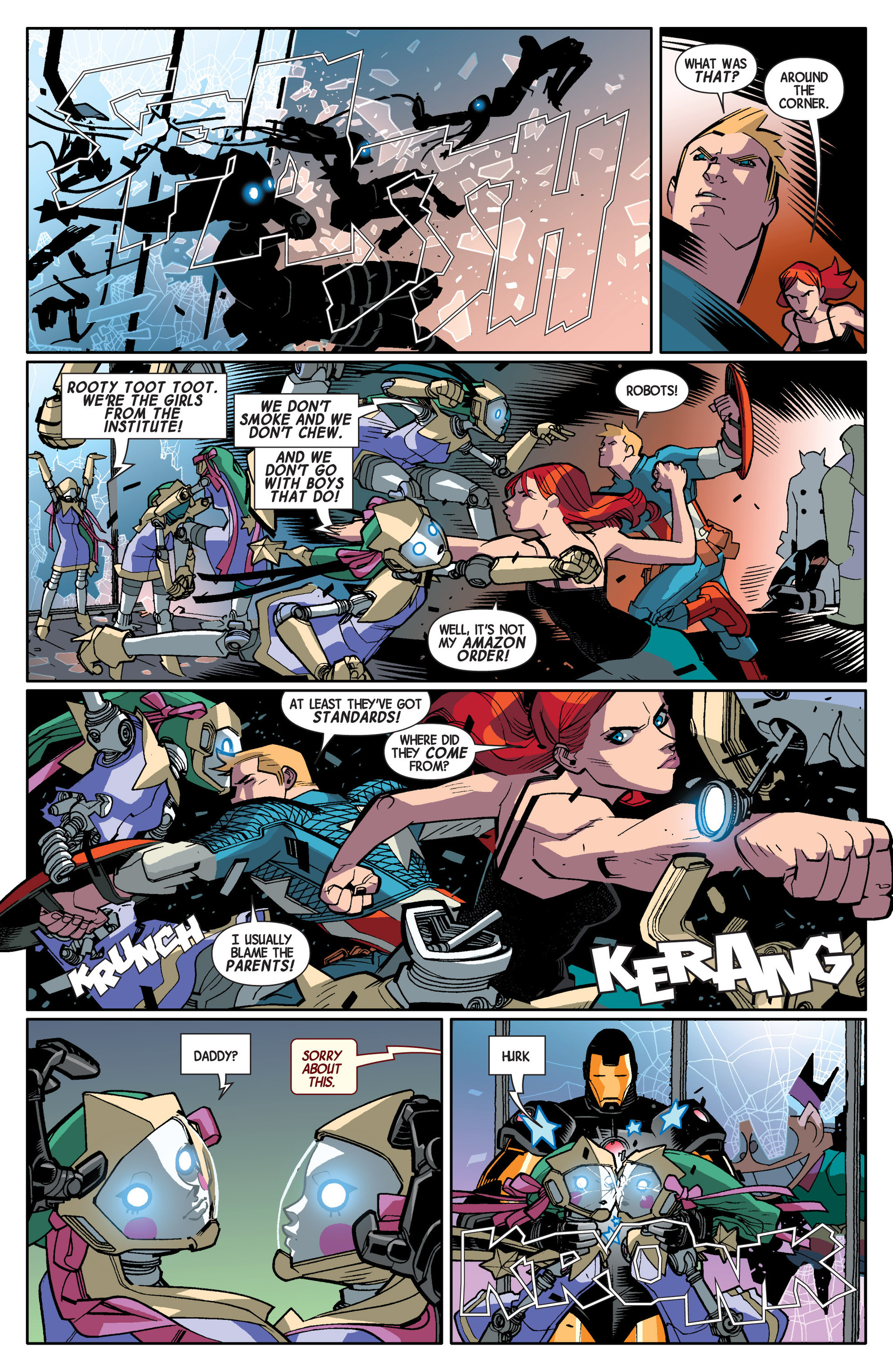Read online Avengers (2013) comic -  Issue #Avengers (2013) _Annual 1 - 26