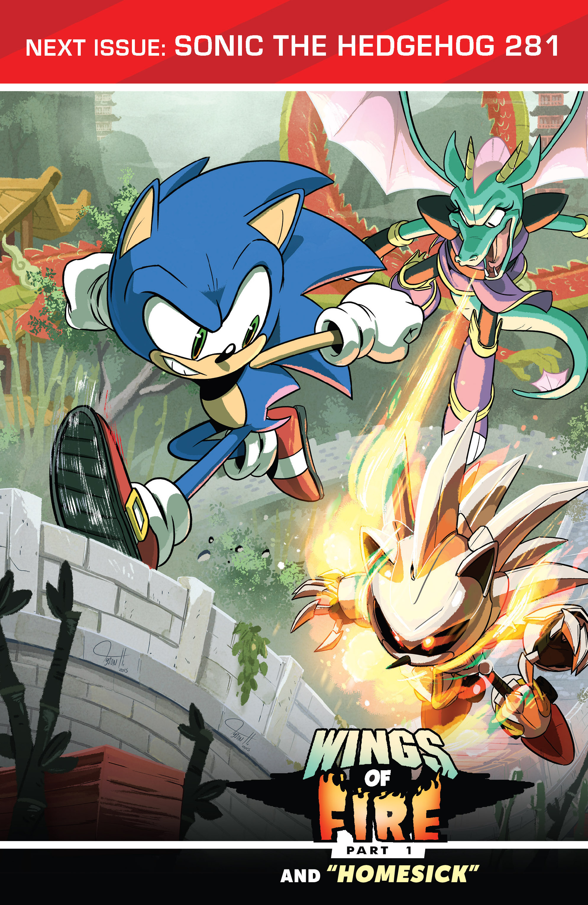 Read online Sonic The Hedgehog comic -  Issue #280 - 26