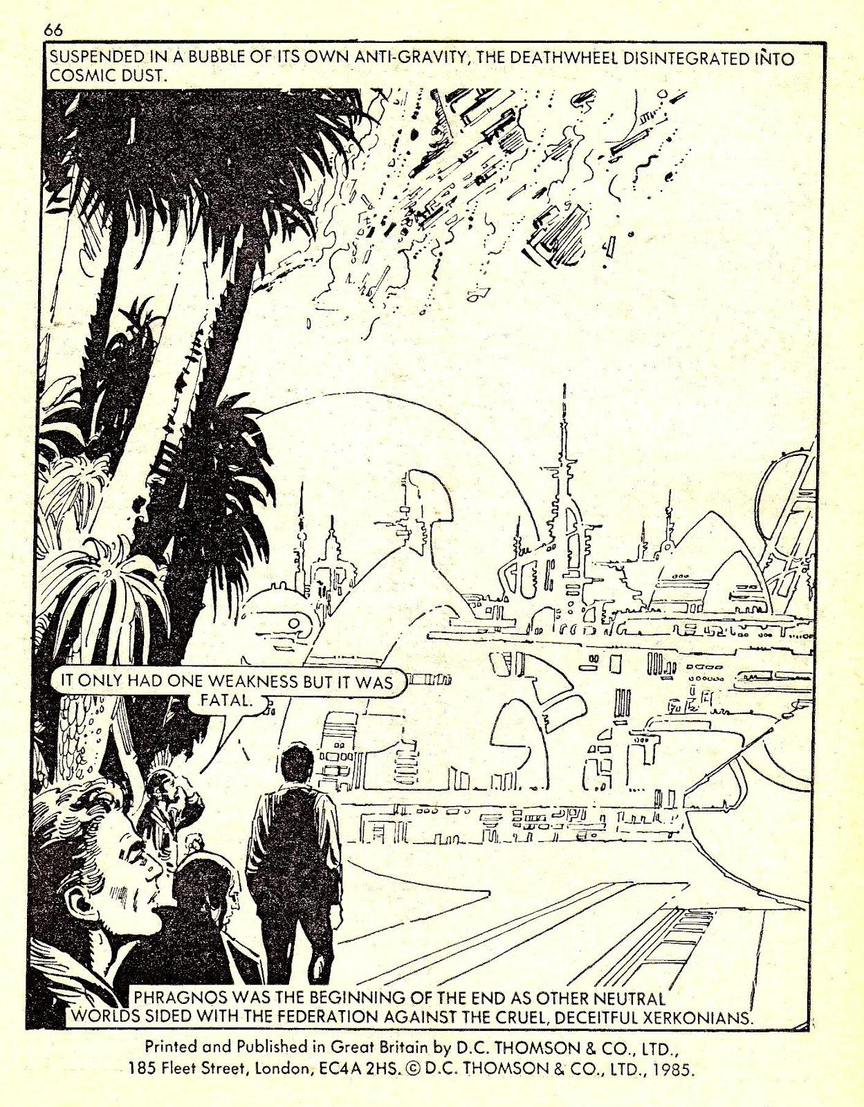 Starblazer issue 140 - Page 66