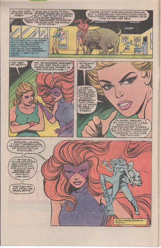 Dazzler (1981) 32 Page 3