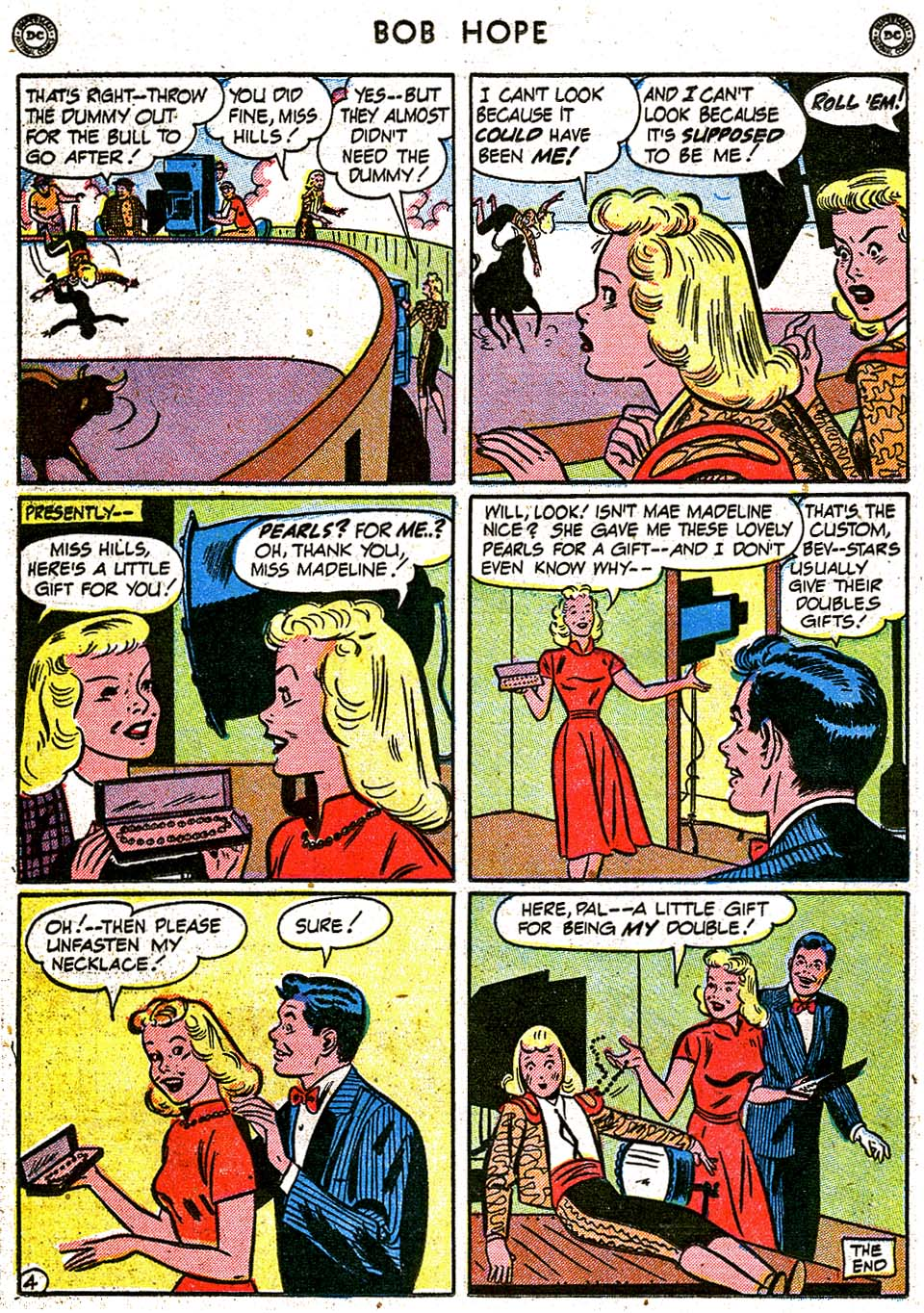 The Adventures of Bob Hope issue 8 - Page 32