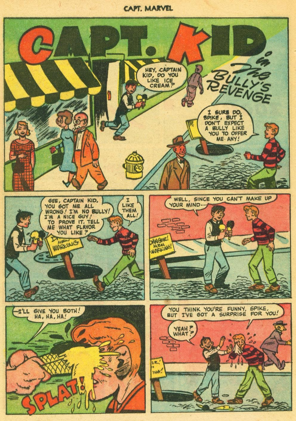 Captain Marvel Adventures issue 131 - Page 24