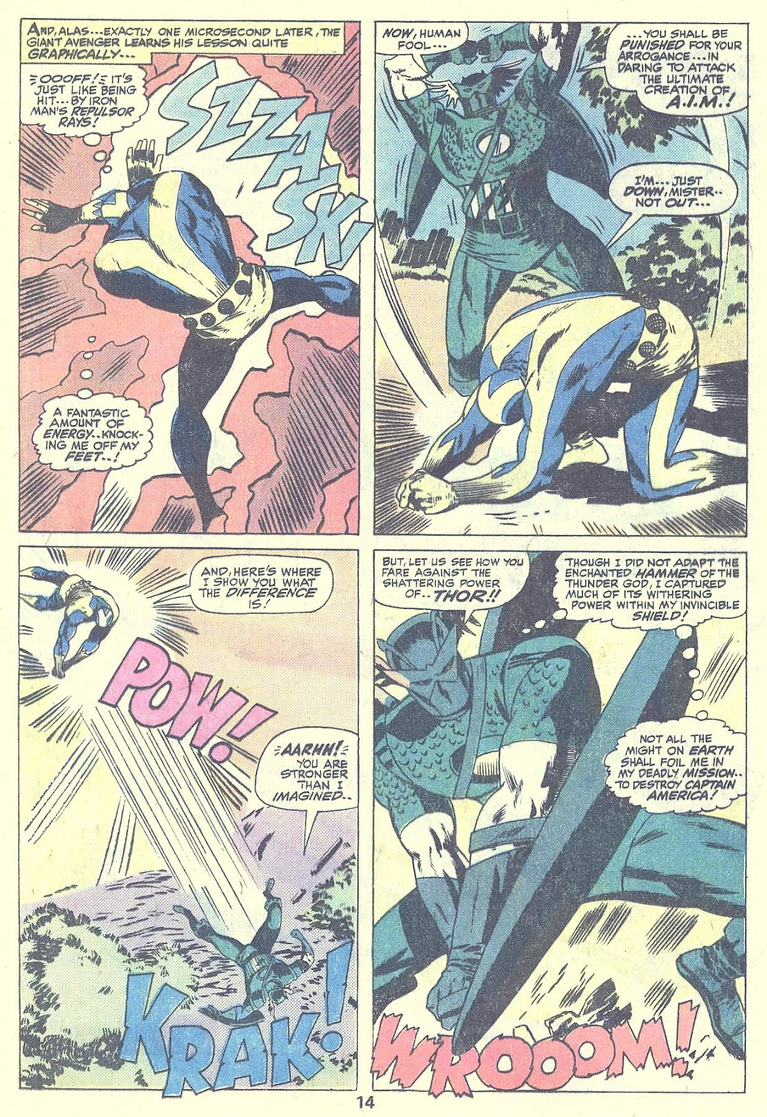 Marvel Triple Action (1972) issue 37 - Page 16