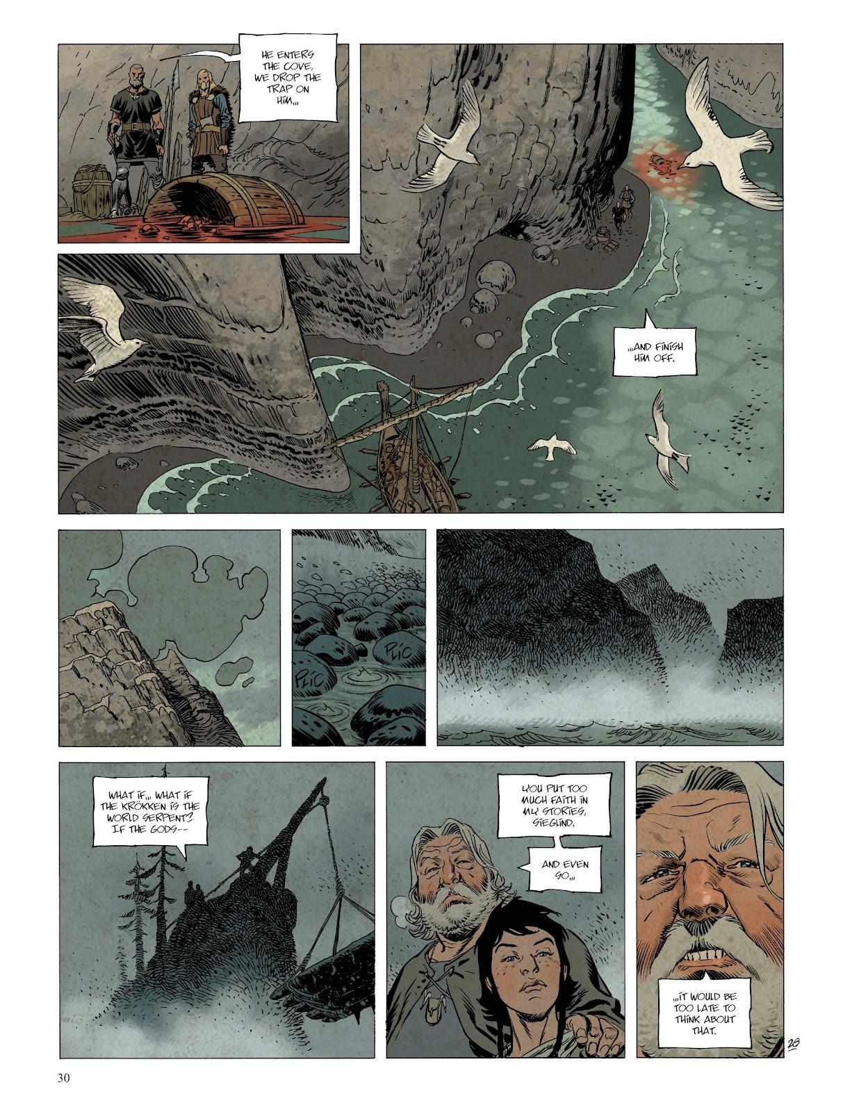 Read online Asgard comic -  Issue #1 - 32