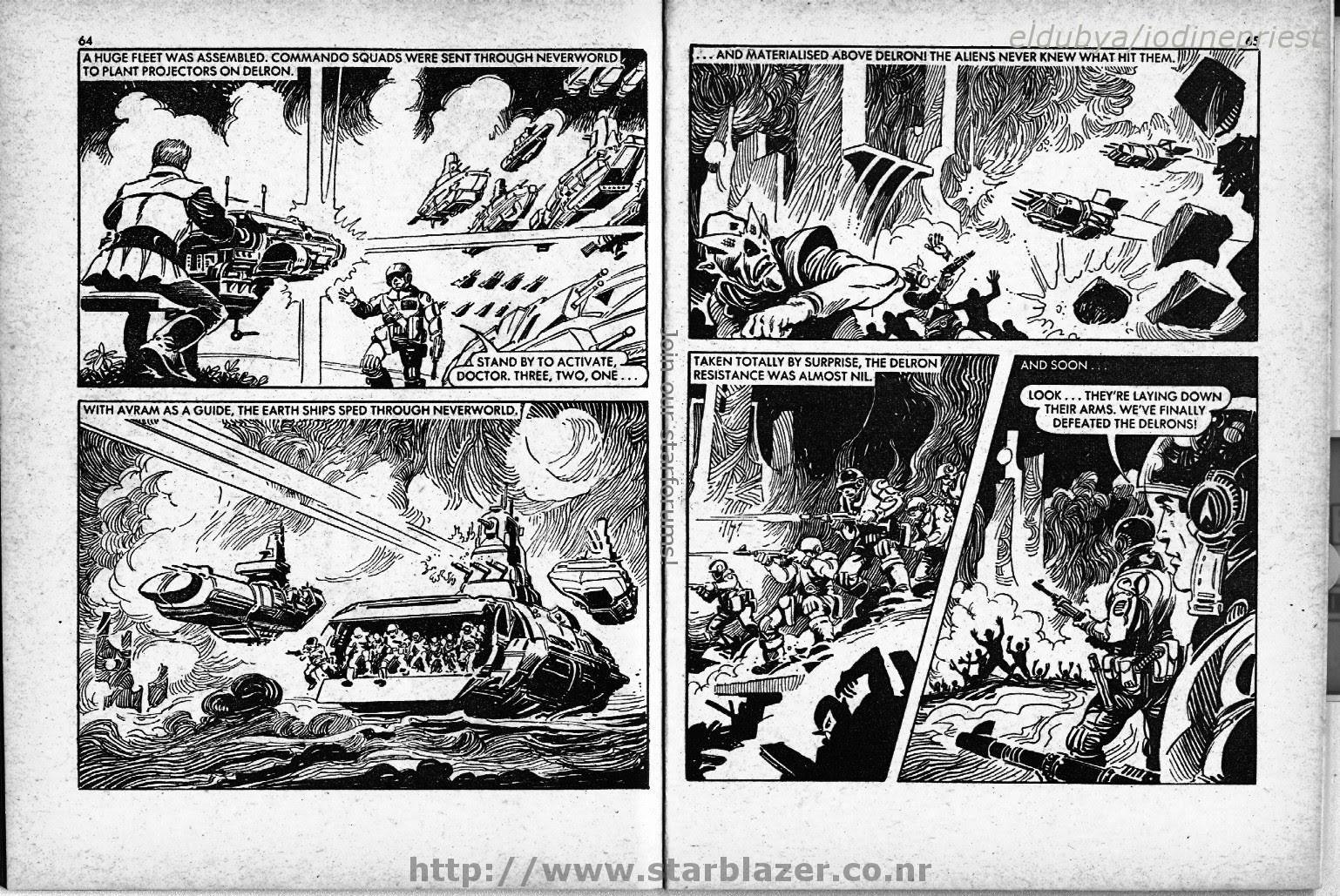 Starblazer issue 65 - Page 34