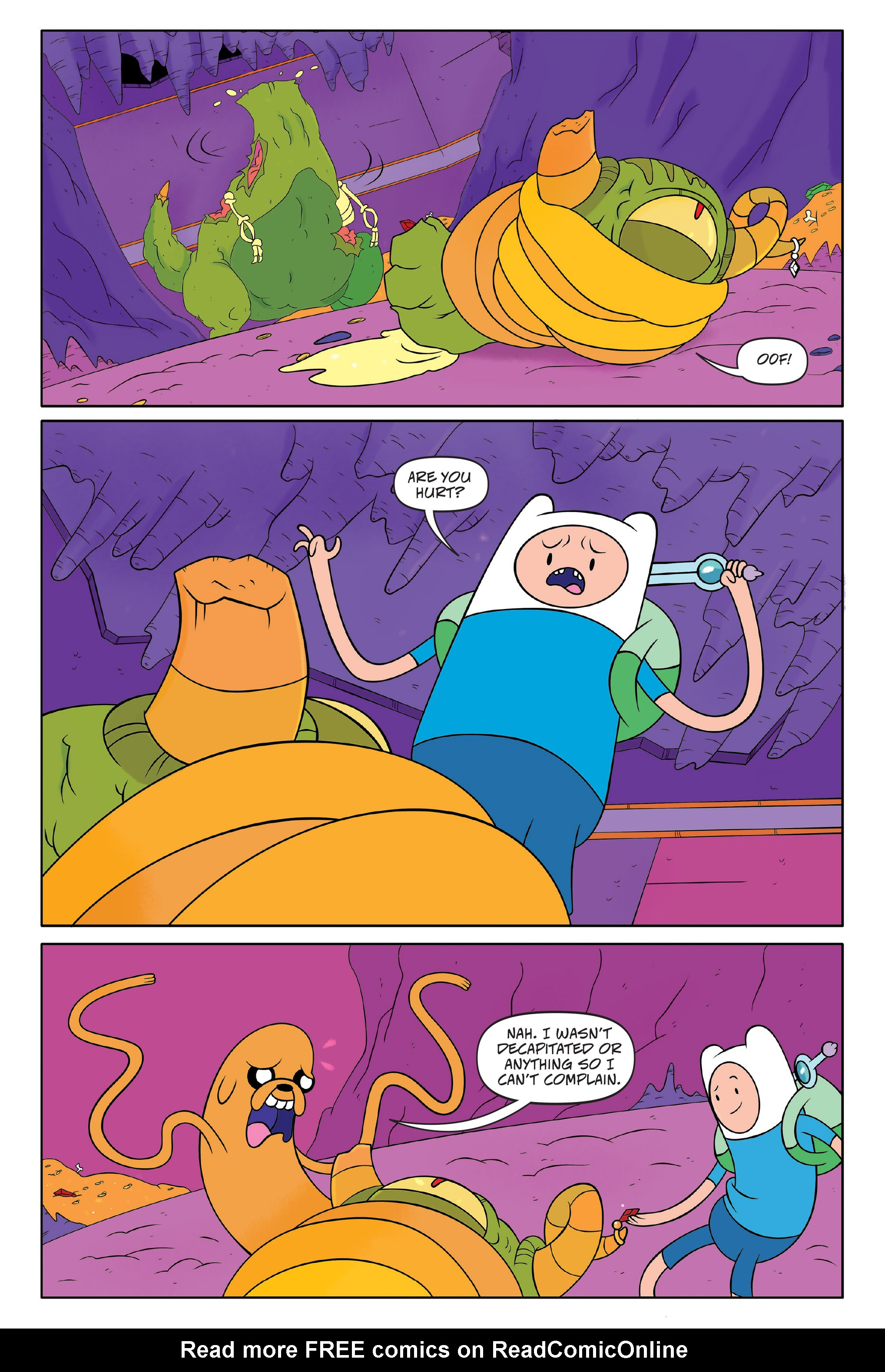Read online Adventure Time: The Four Castles comic -  Issue #Adventure Time: The Four Castles TPB - 79