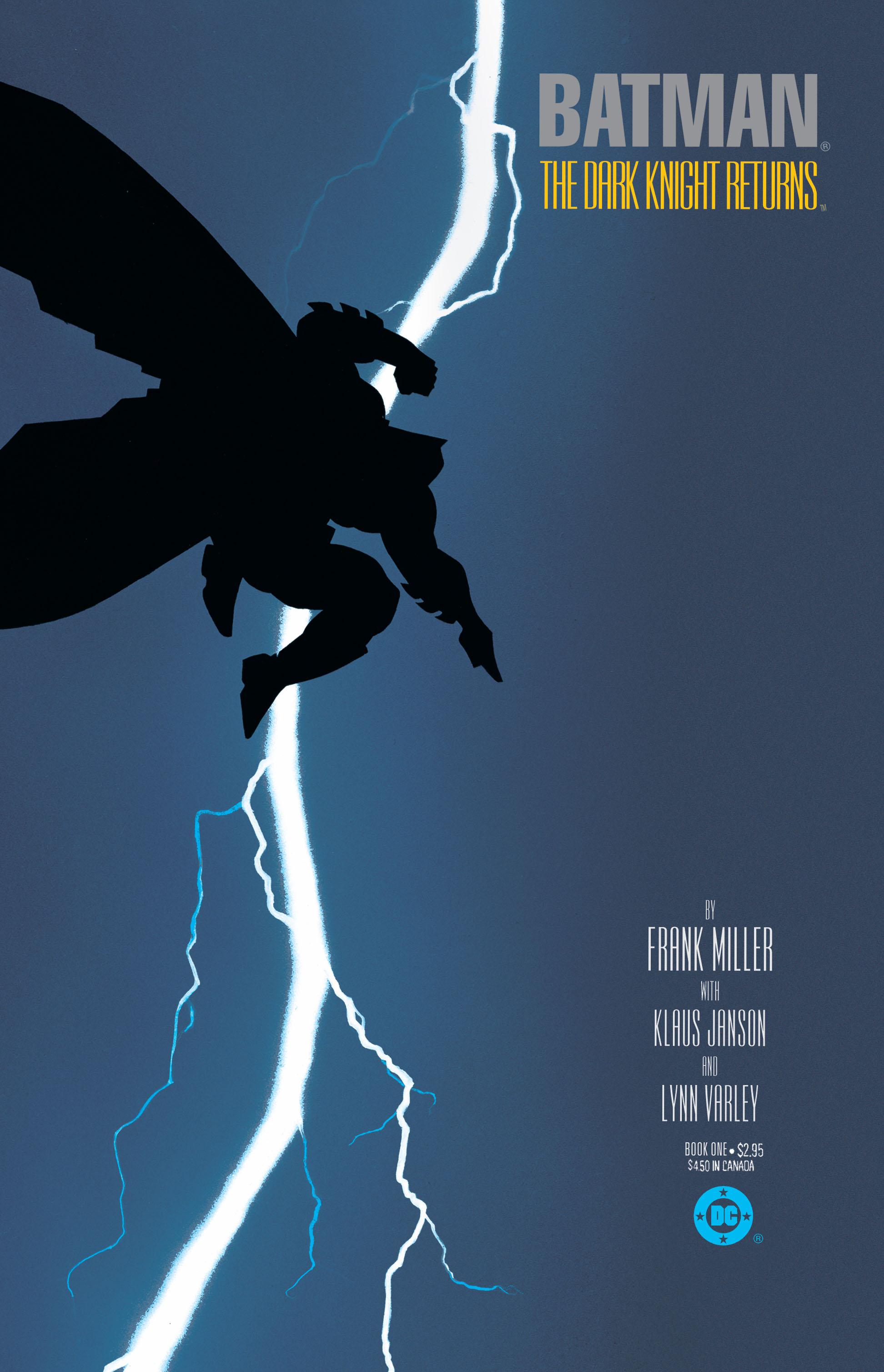 Batman: The Dark Knight Returns 1 Page 1