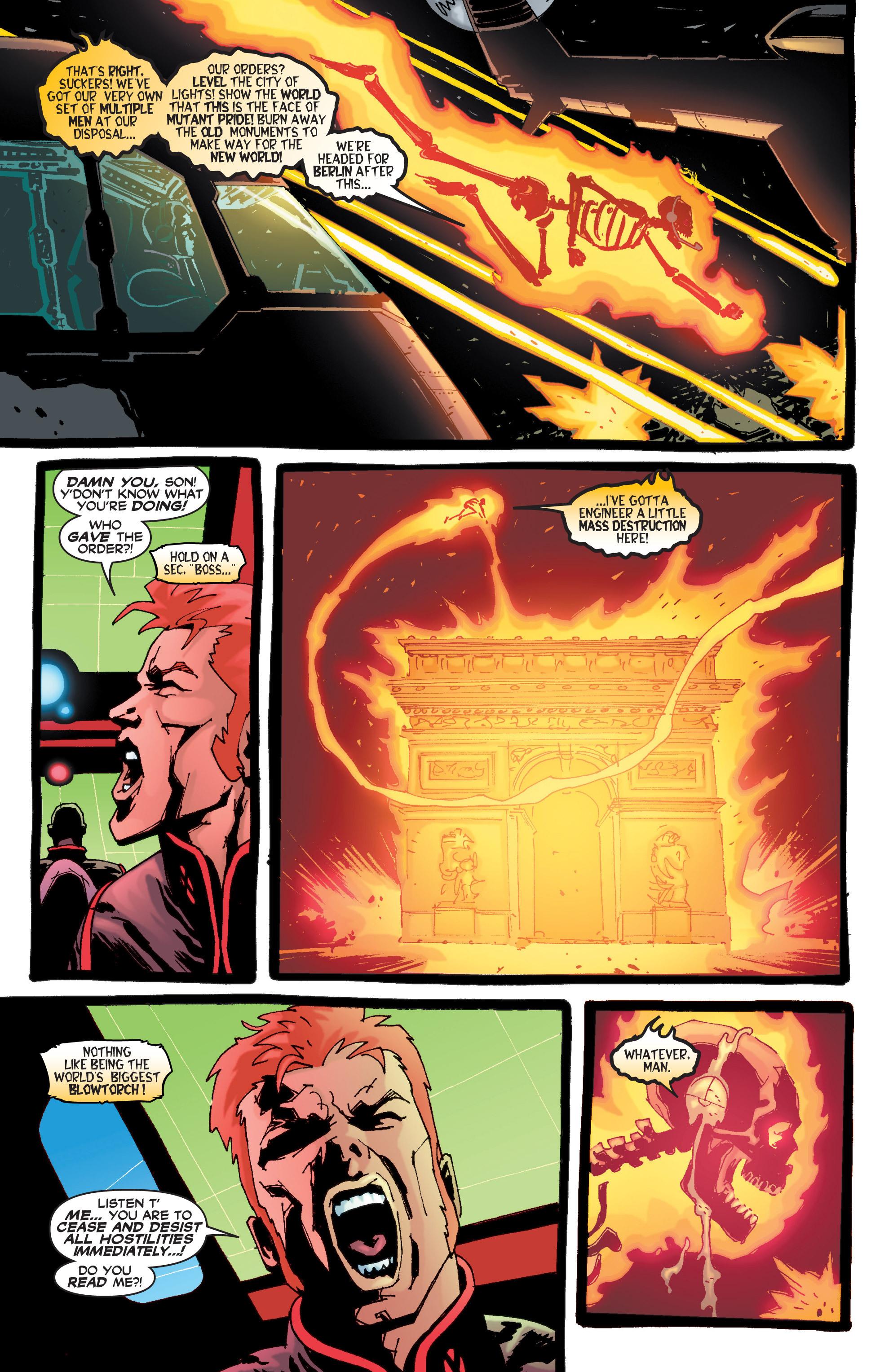 Read online Uncanny X-Men (1963) comic -  Issue #405 - 12