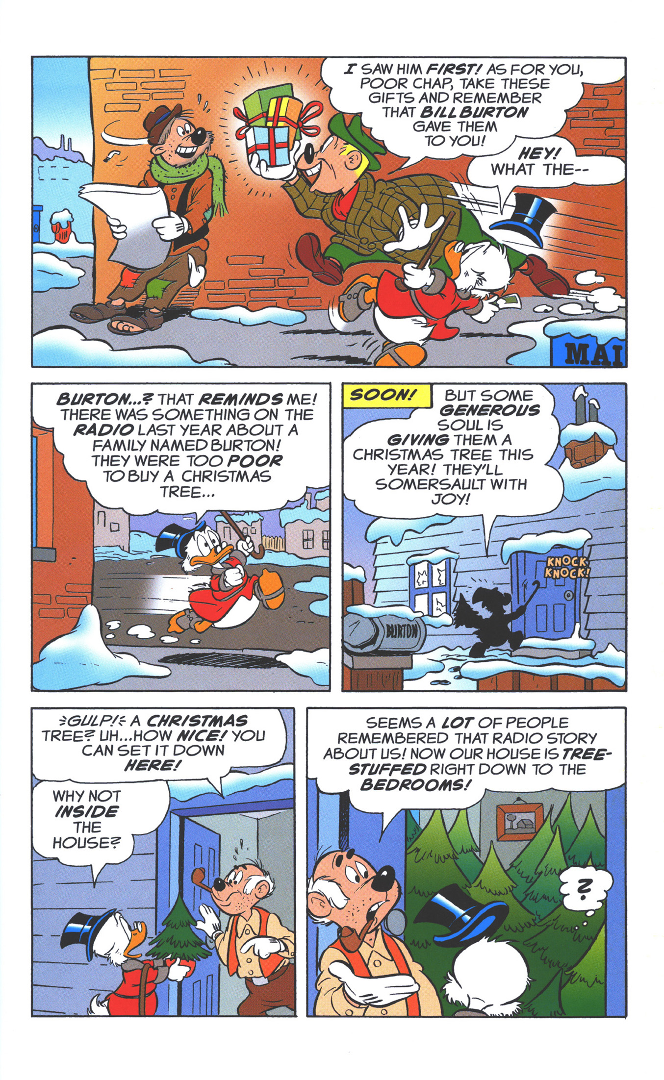 Read online Uncle Scrooge (1953) comic -  Issue #360 - 11