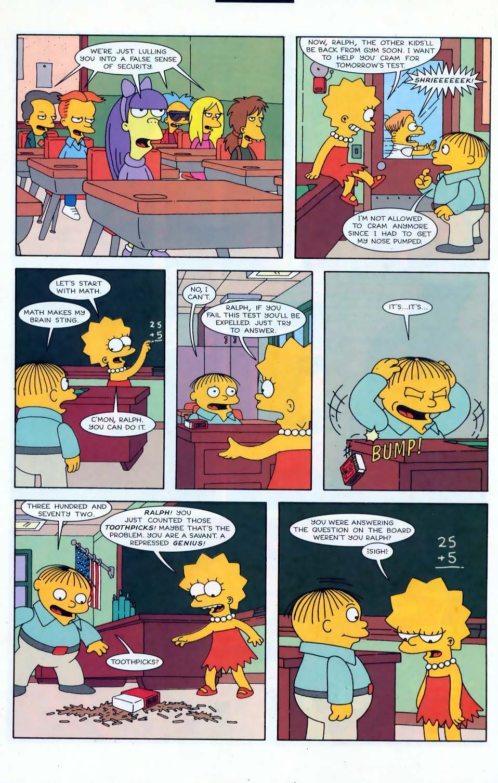 Read online Simpsons Comics comic -  Issue #44 - 17