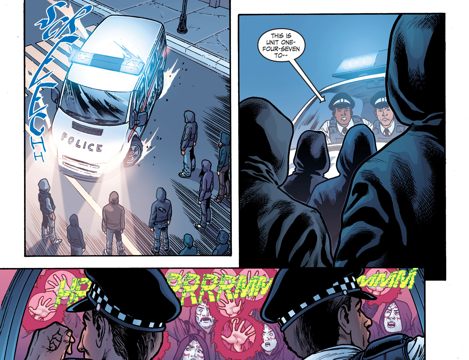 Read online Smallville: Harbinger comic -  Issue #2 - 5