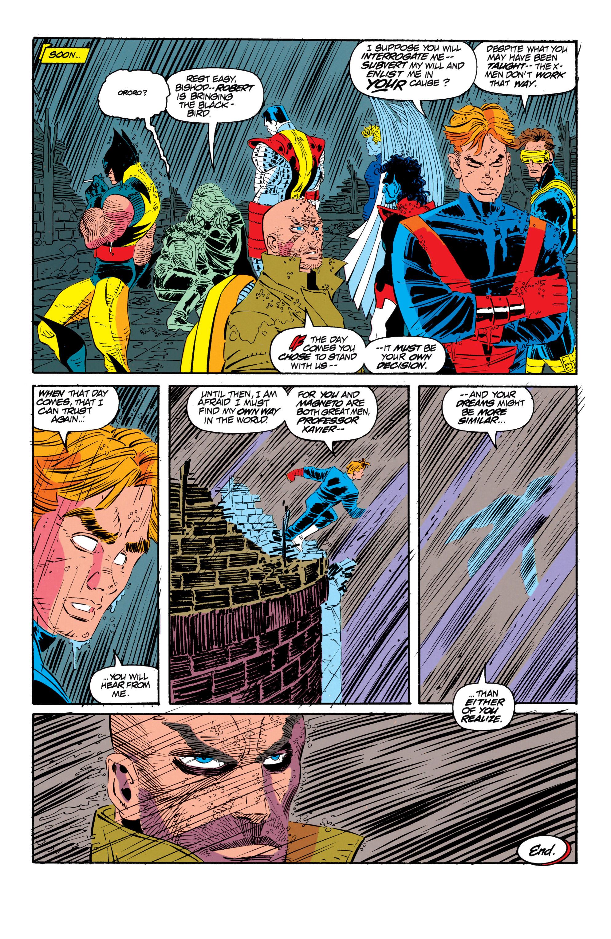 Read online Uncanny X-Men (1963) comic -  Issue #300 - 44