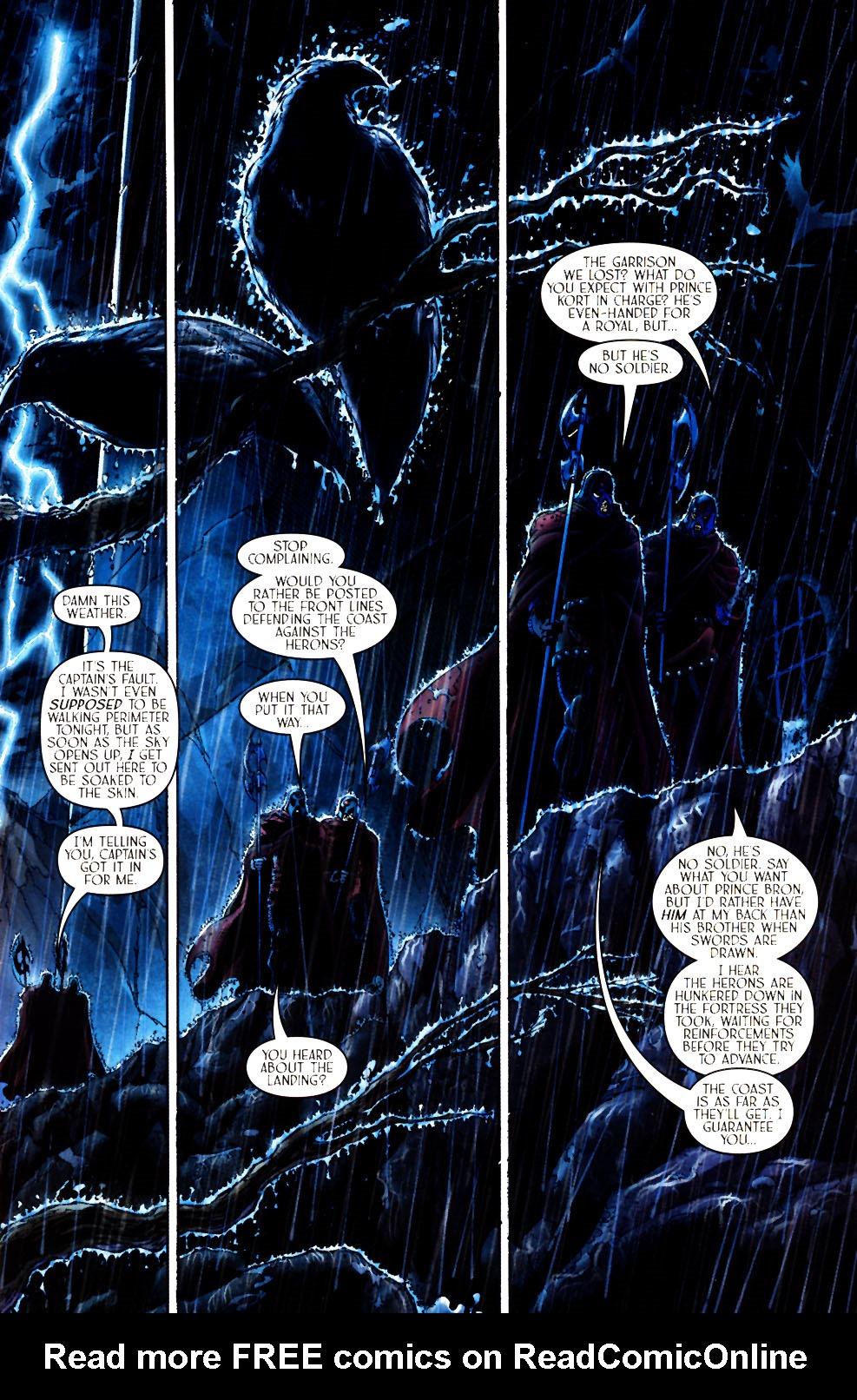 Read online Scion comic -  Issue #12 - 3