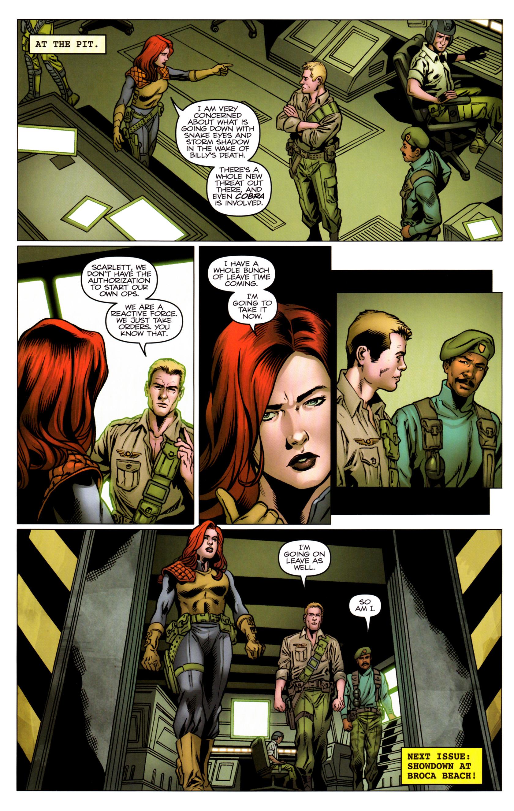 G.I. Joe: A Real American Hero 176 Page 24