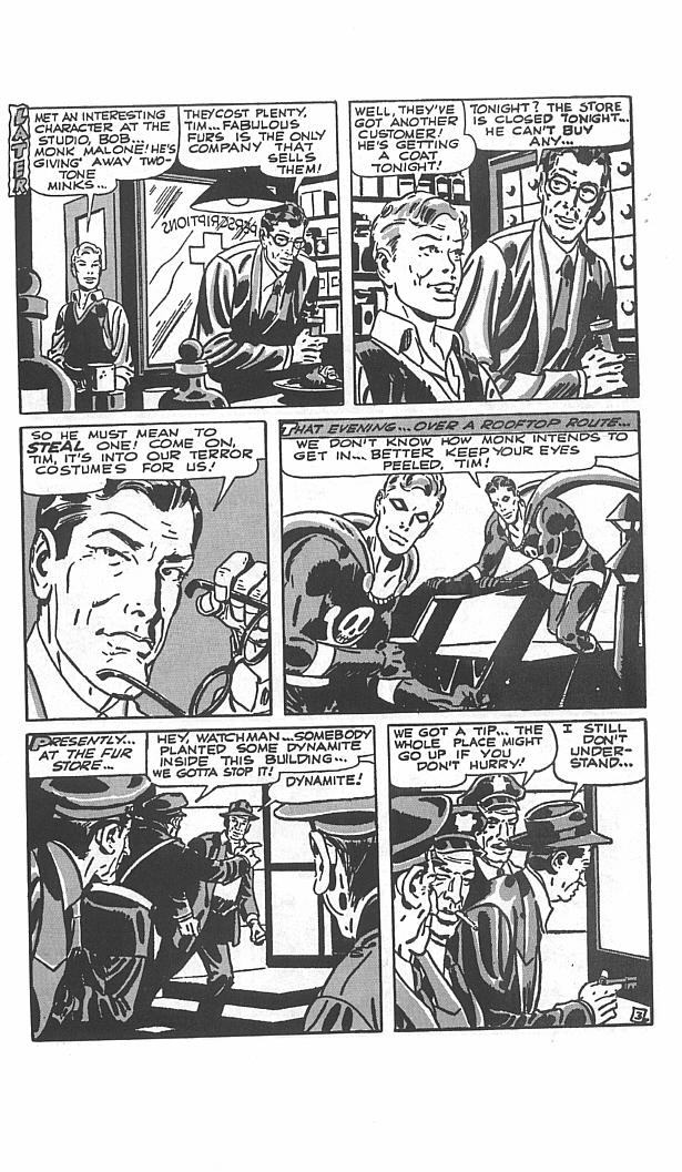 Read online Golden-Age Men of Mystery comic -  Issue #11 - 15
