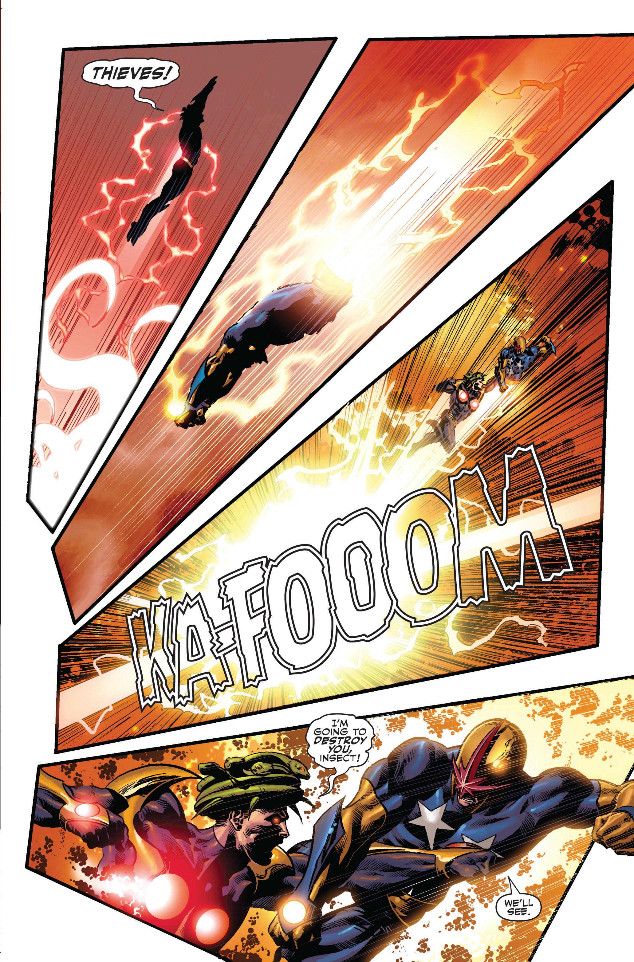 Read online Secret Avengers (2010) comic -  Issue #4 - 10
