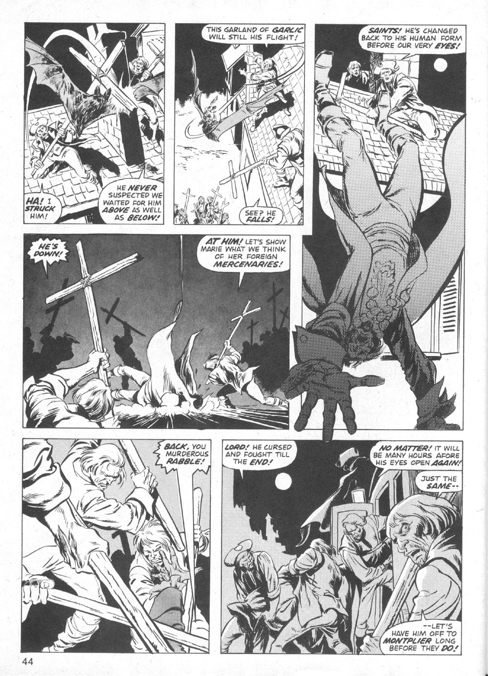 Dracula Lives issue 6 - Page 40