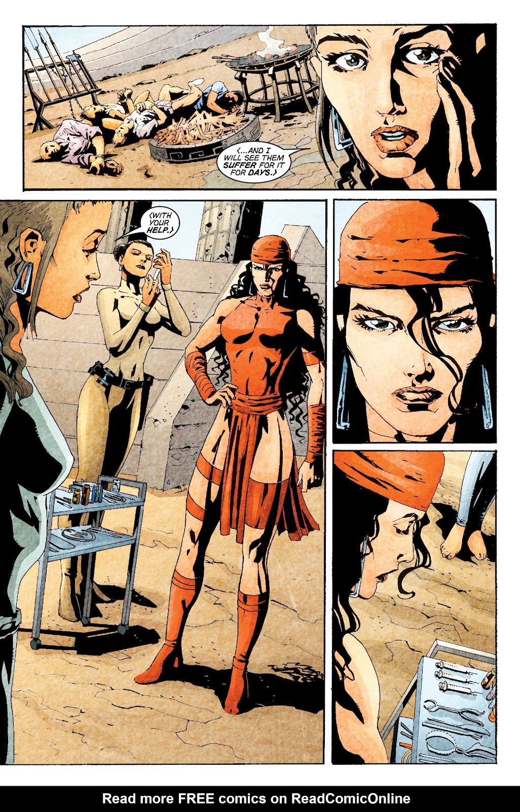 Read online Elektra (2001) comic -  Issue # _TPB Elektra by Greg Rucka Ultimate Collection (Part 1) - 55