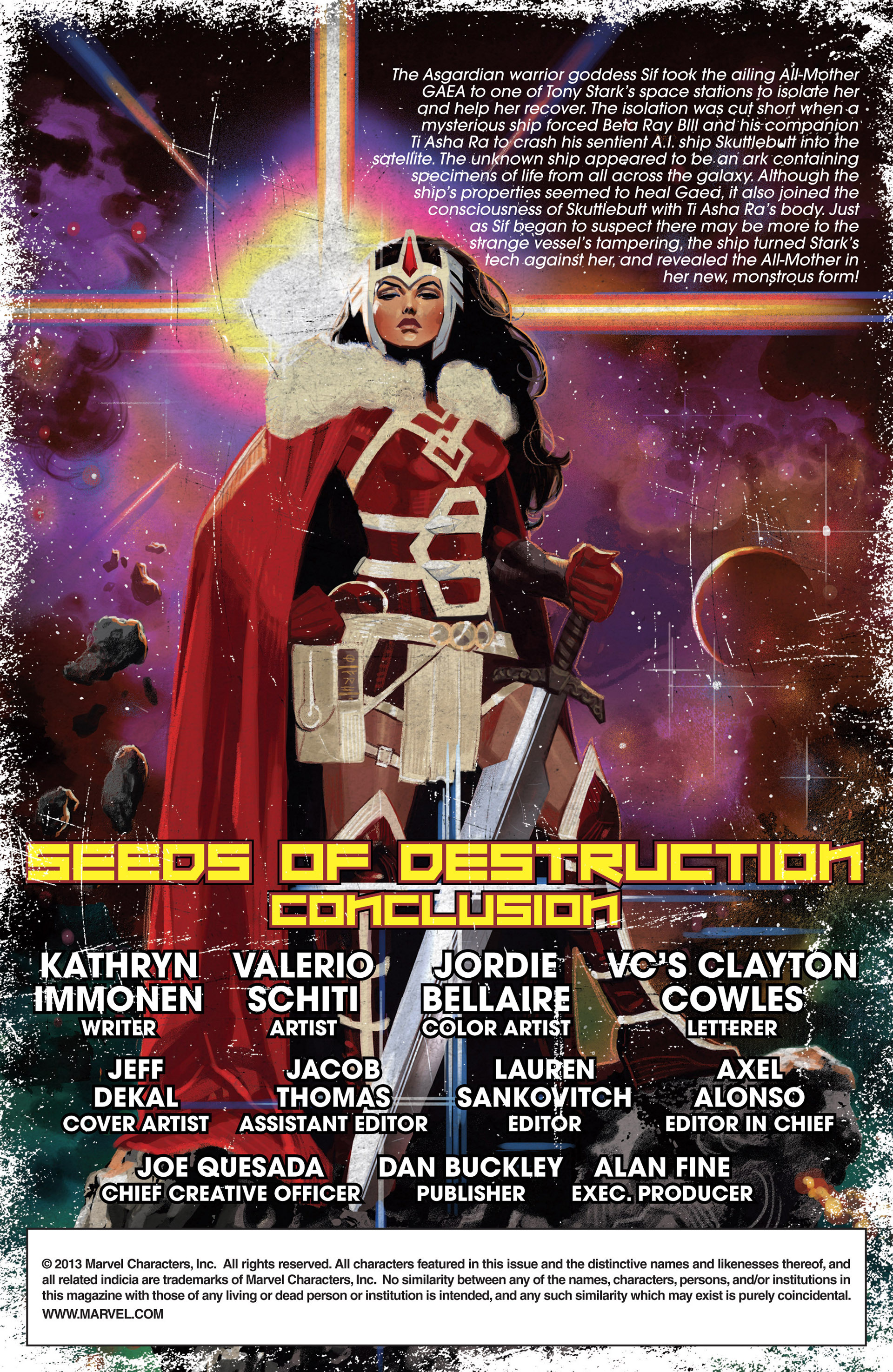 Read online Journey into Mystery (2011) comic -  Issue #655 - 2
