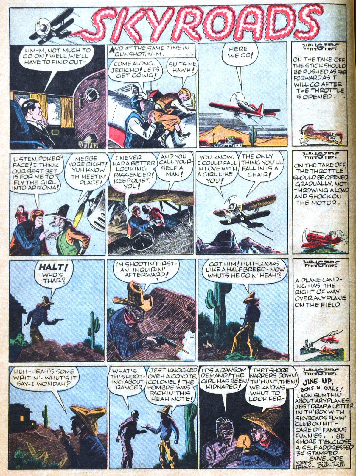 Read online Famous Funnies comic -  Issue #51 - 14