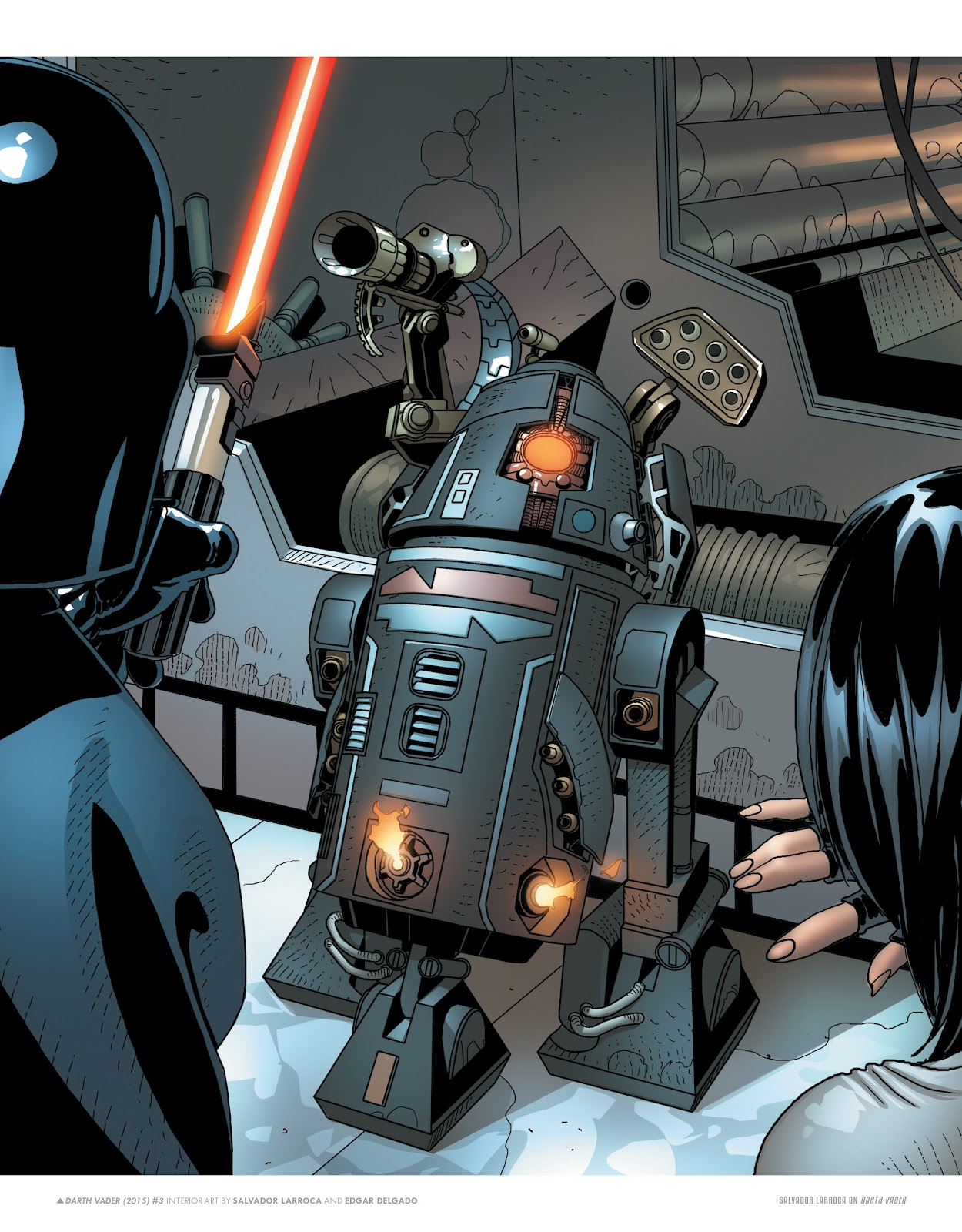 Read online The Marvel Art of Star Wars comic -  Issue # TPB (Part 1) - 67