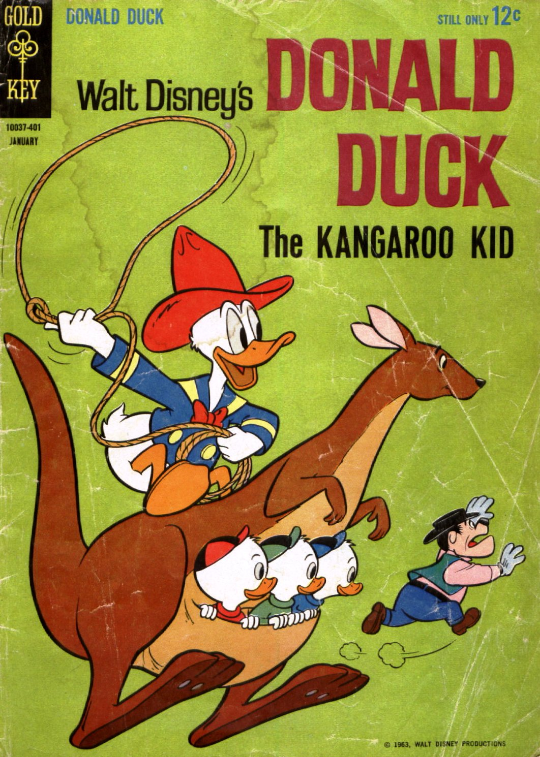 Donald Duck (1962) 92 Page 1