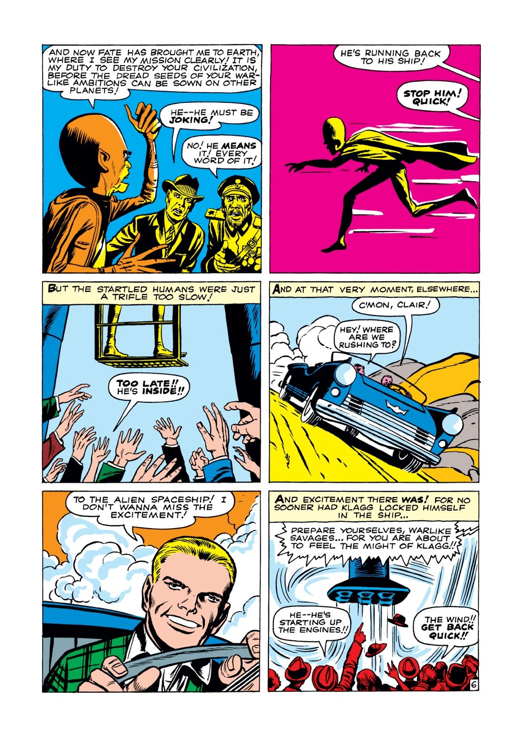 Tales of Suspense (1959) issue 21 - Page 8