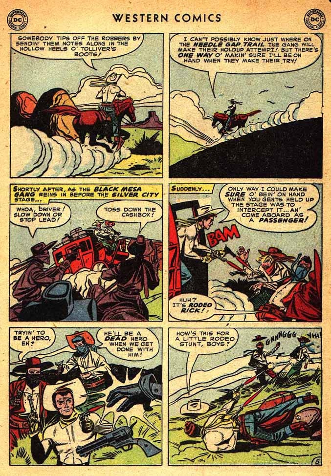Western Comics issue 31 - Page 17