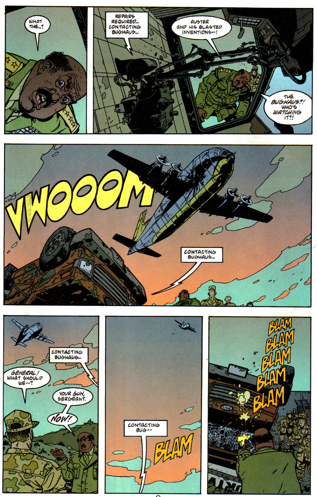 Read online Trouble Magnet comic -  Issue #2 - 10