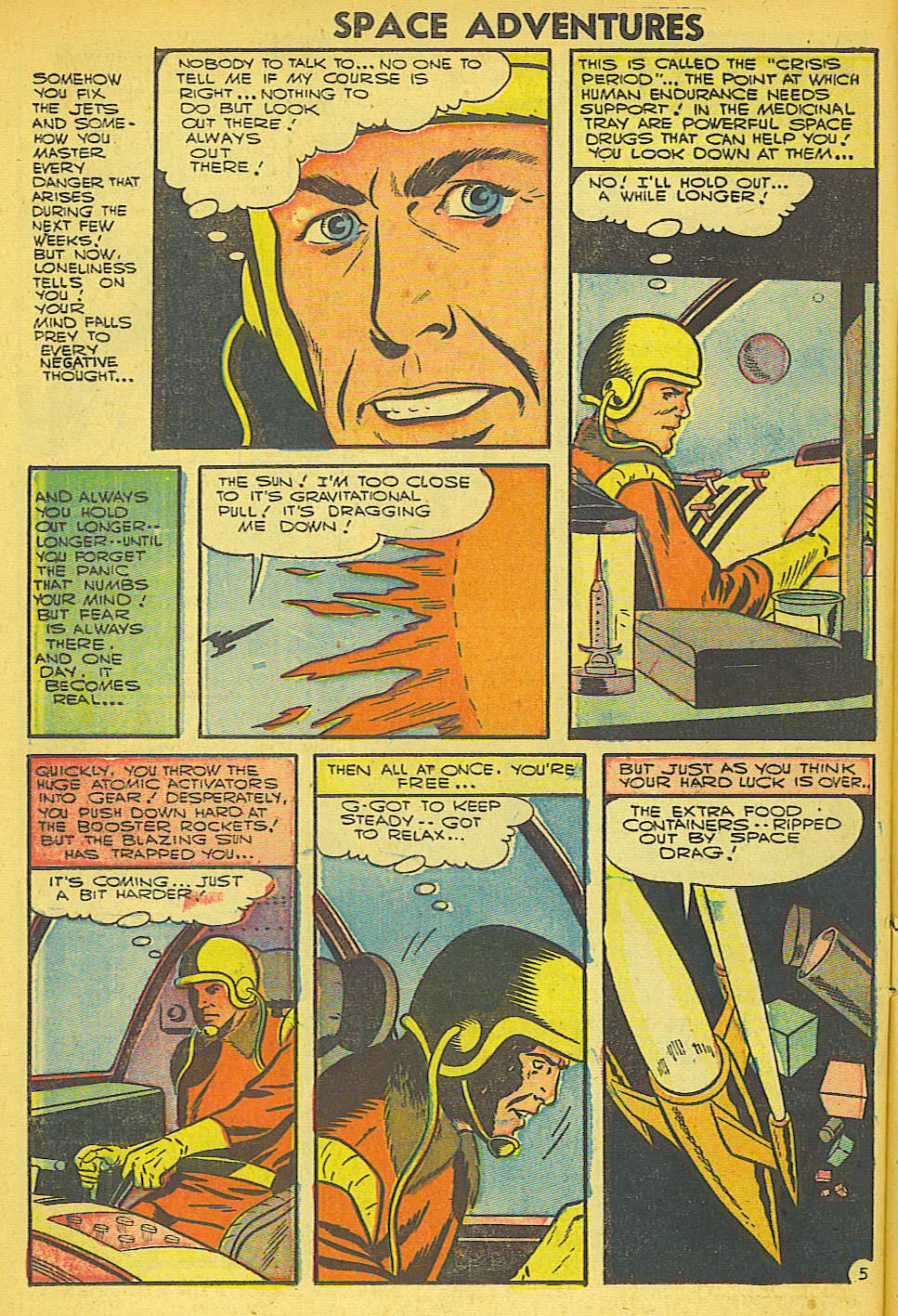 Space Adventures (1952) issue 21 - Page 14