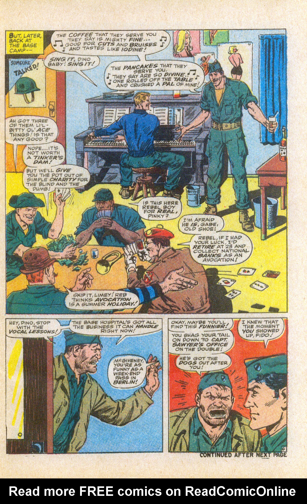 Read online Sgt. Fury comic -  Issue #58 - 9
