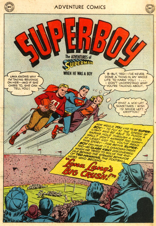Read online Adventure Comics (1938) comic -  Issue #170 - 3