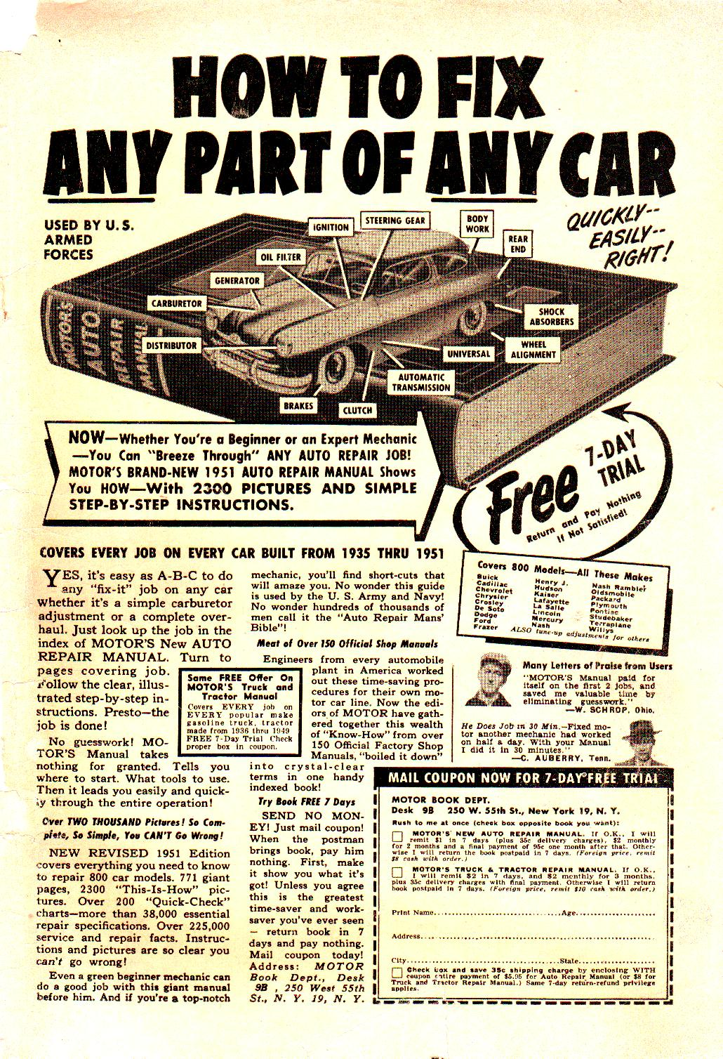 Read online Adventure Comics (1938) comic -  Issue #173 - 41