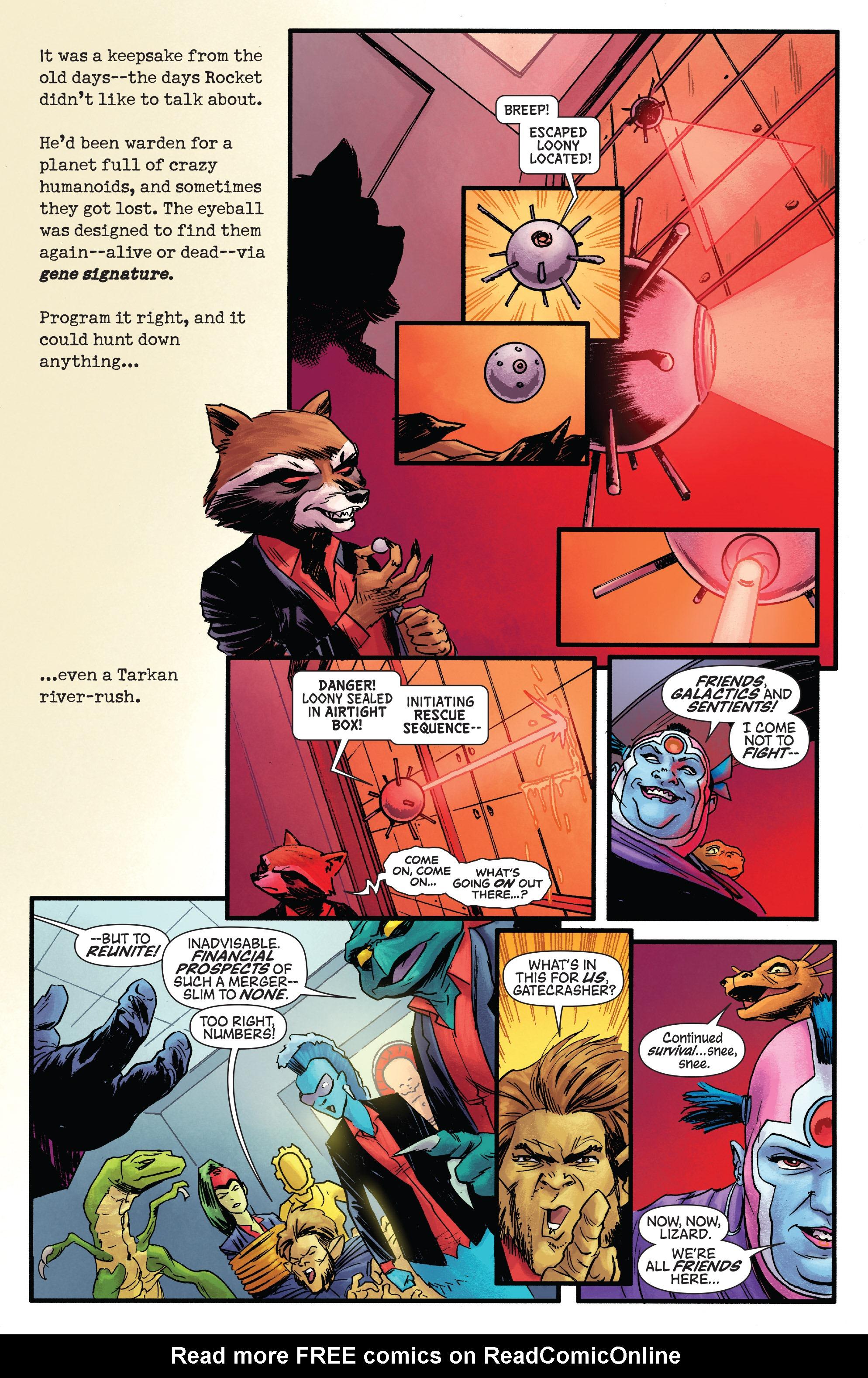 Read online Rocket comic -  Issue #2 - 10