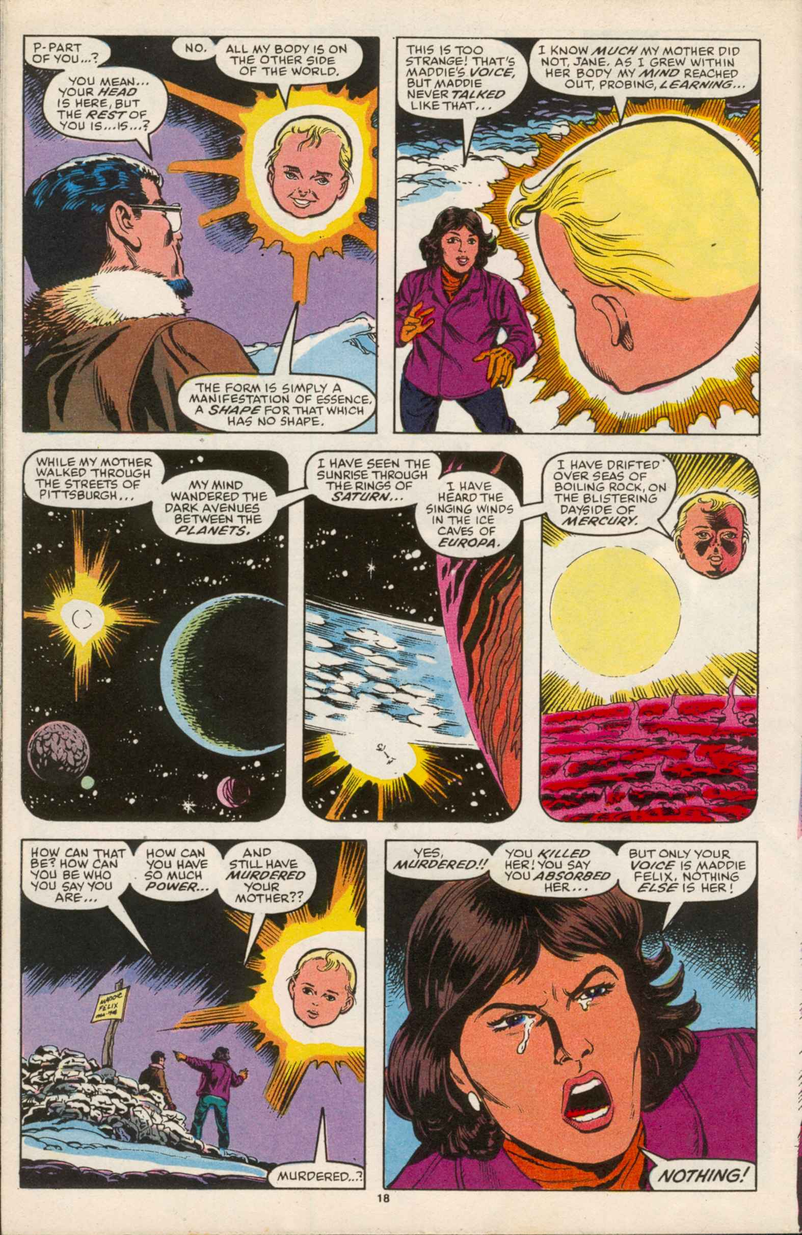 Read online Star Brand comic -  Issue #13 - 20