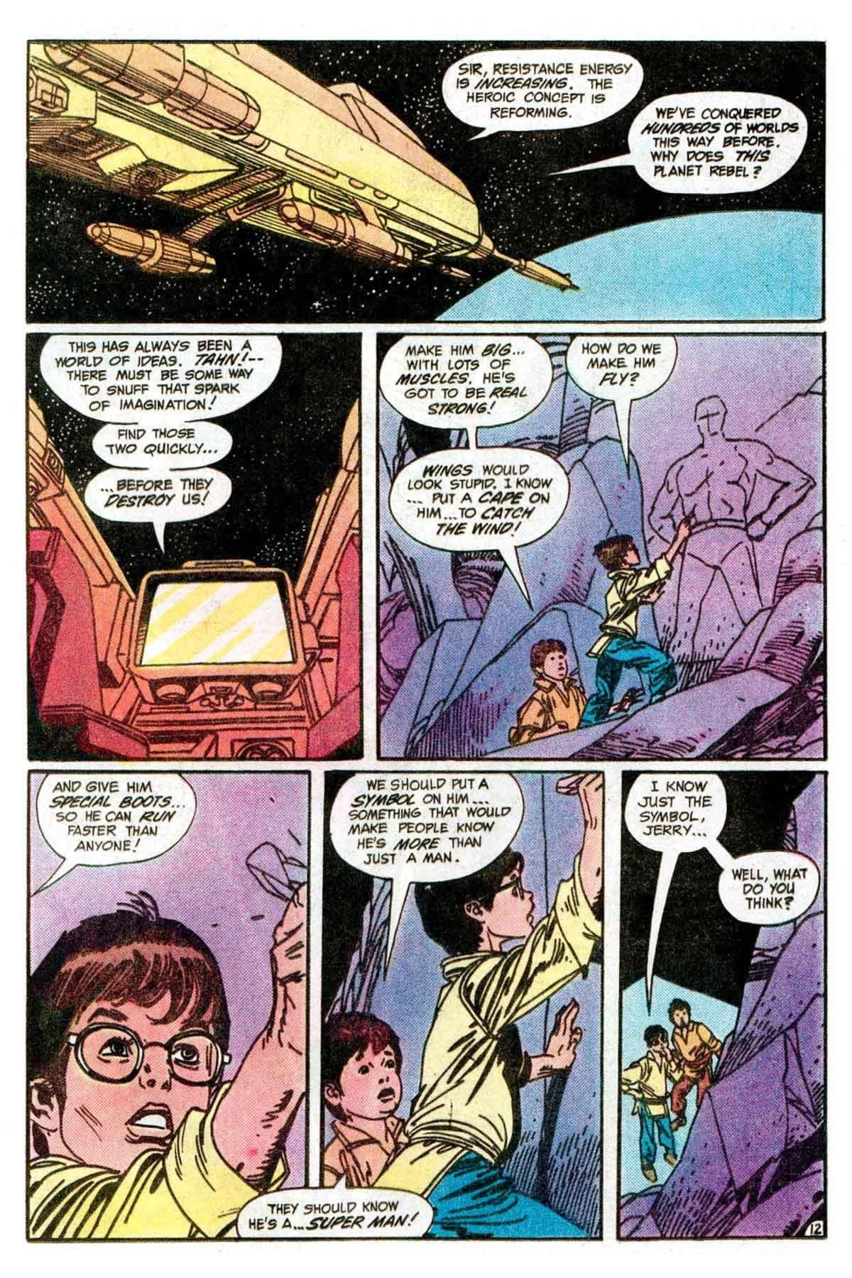 Action Comics (1938) 554 Page 12
