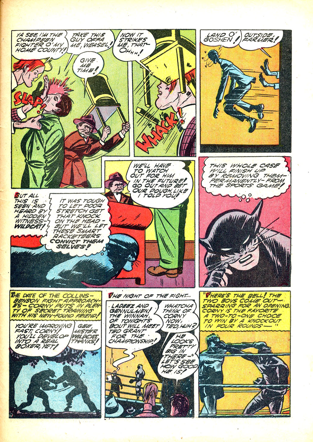 Read online Sensation (Mystery) Comics comic -  Issue #12 - 59