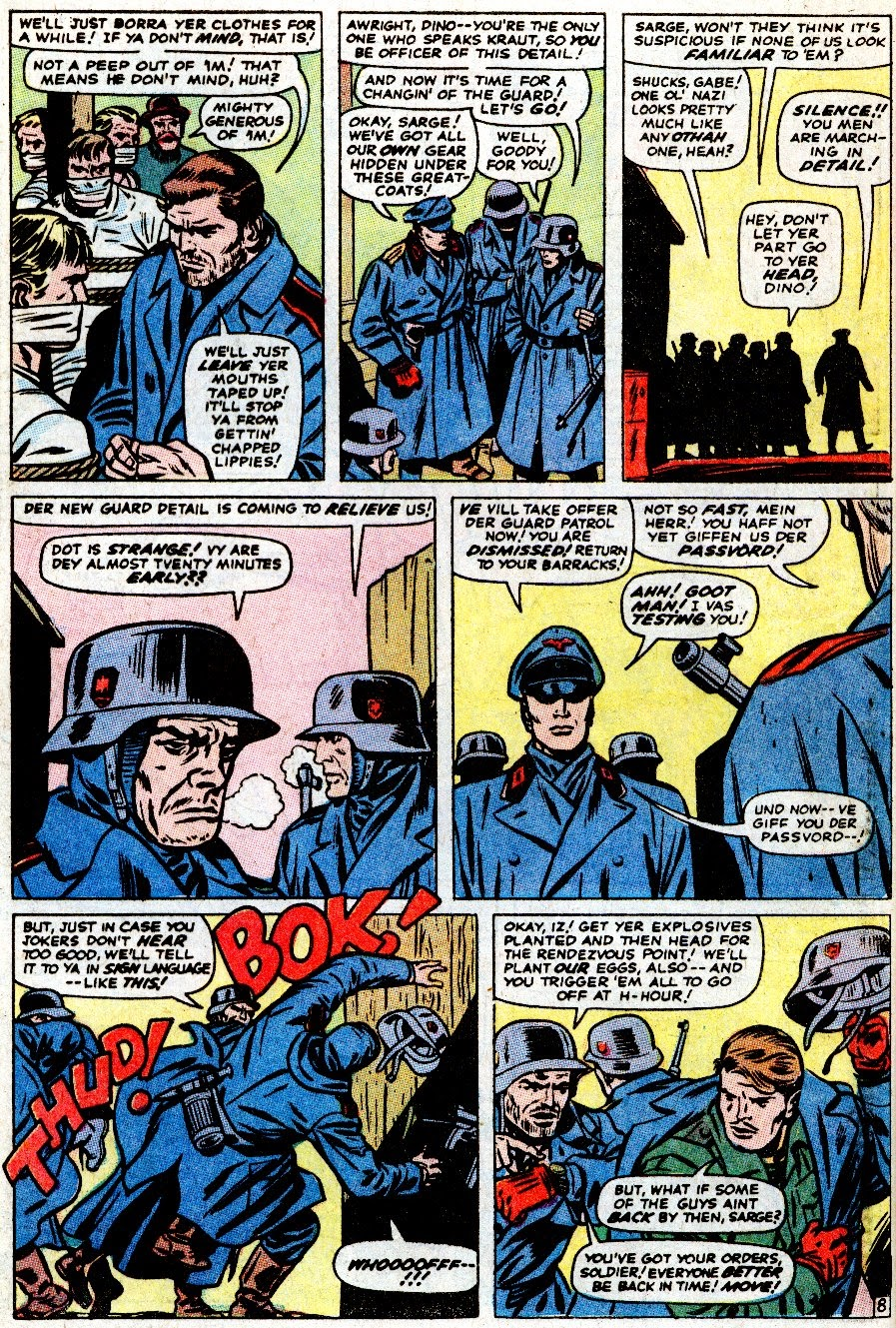 Sgt. Fury issue _Special_6 - Page 20