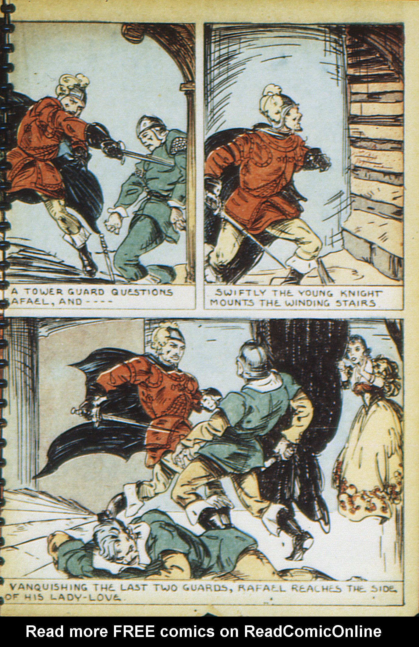 Read online Adventure Comics (1938) comic -  Issue #13 - 59