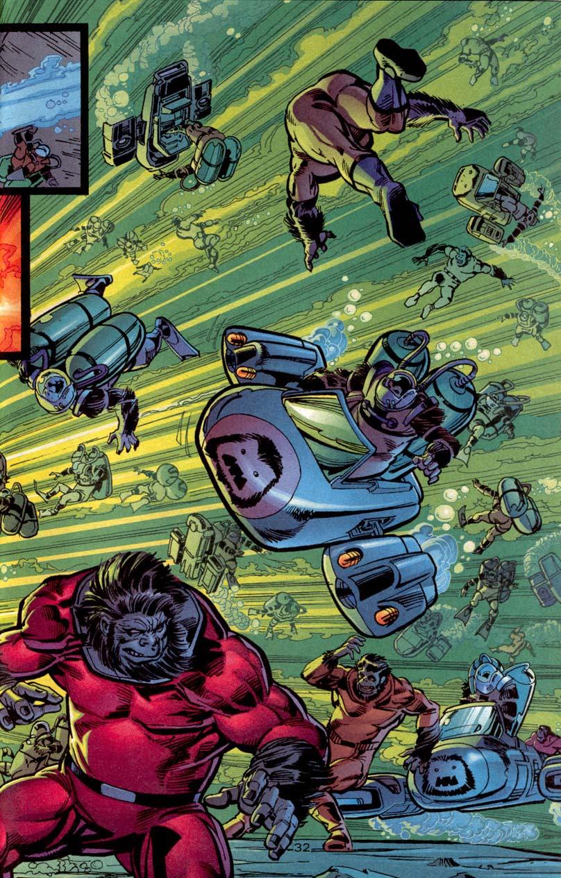 Read online Aquaman (1994) comic -  Issue #Aquaman (1994) _Annual 5 - 33