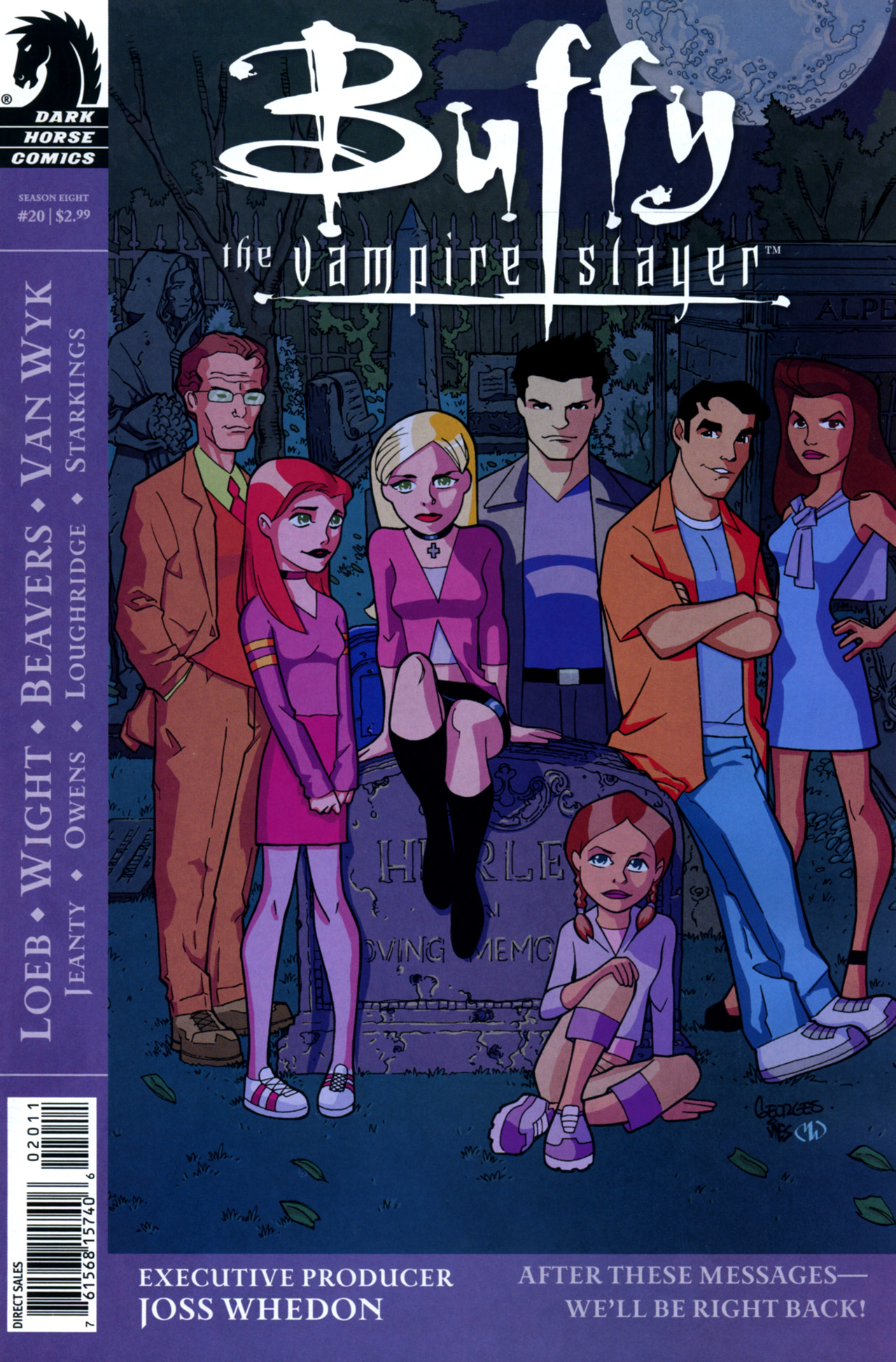 Buffy the Vampire Slayer Season Eight 20 Page 2