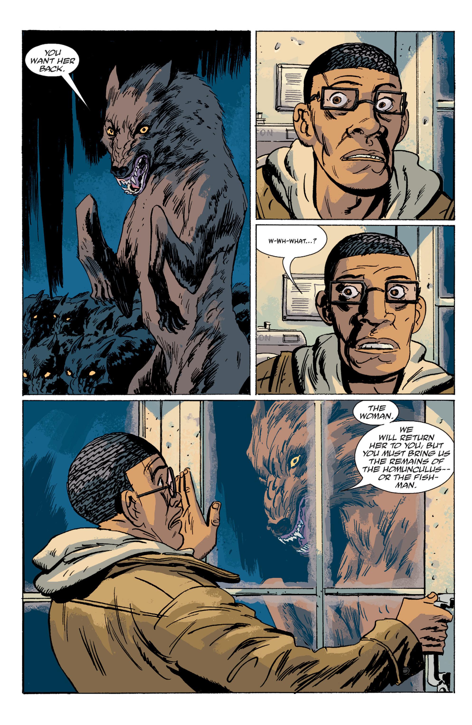 Read online B.P.R.D. (2003) comic -  Issue # TPB 6 - 89