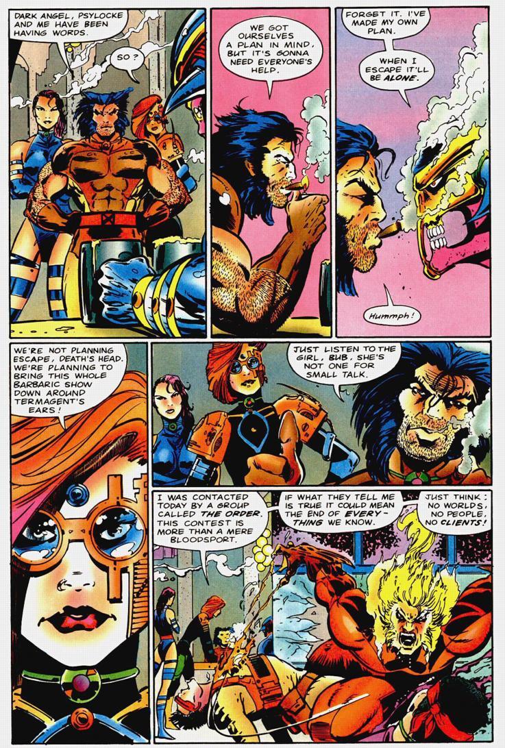 Read online Battletide comic -  Issue #3 - 10