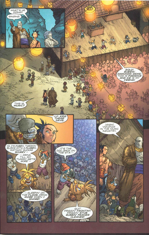 Read online Ninja Boy comic -  Issue #4 - 19