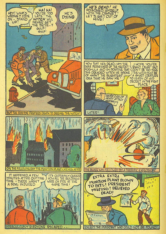 Read online Amazing Man Comics comic -  Issue #19 - 36