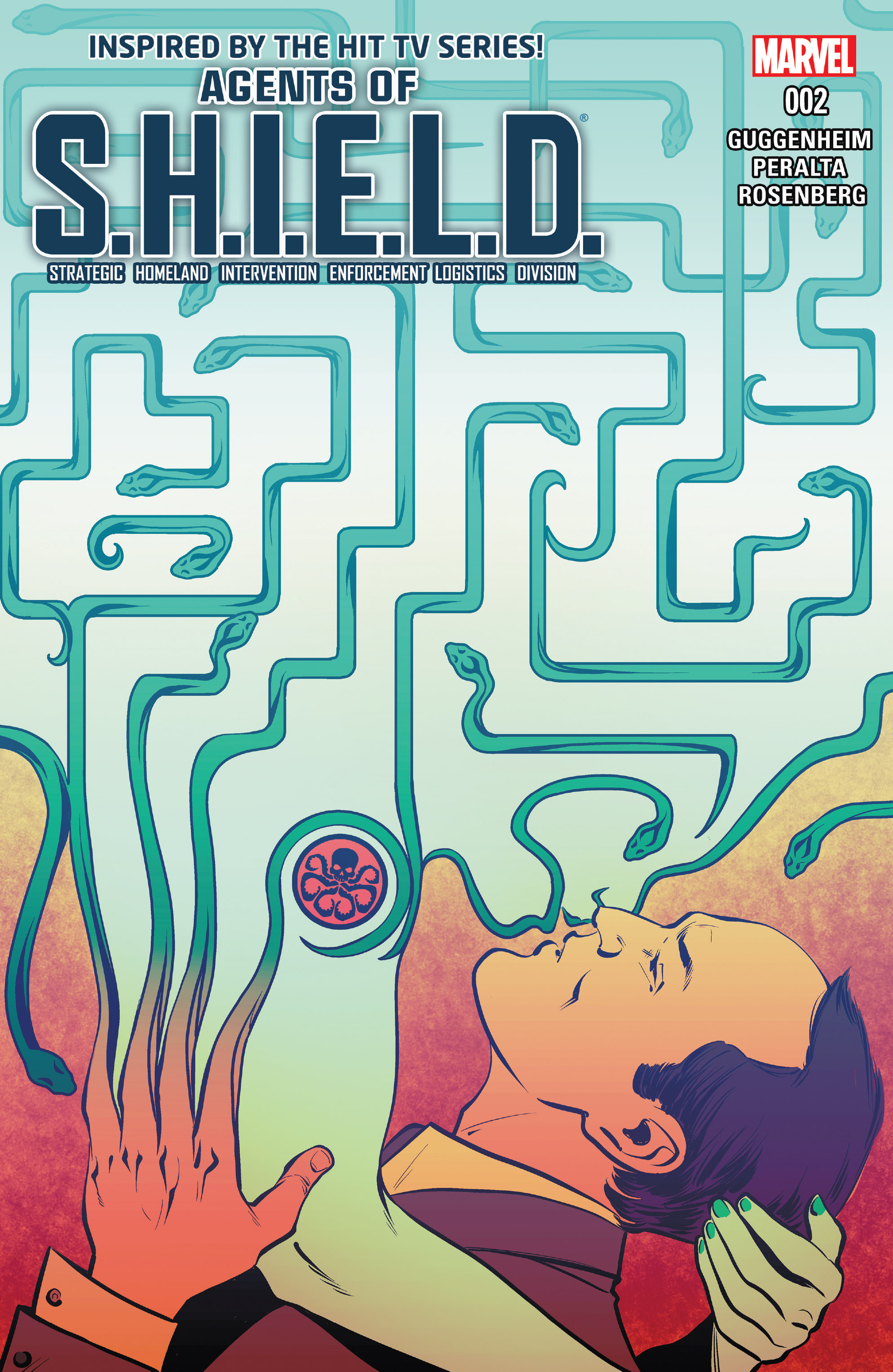 Read online Agents of S.H.I.E.L.D. comic -  Issue #2 - 1
