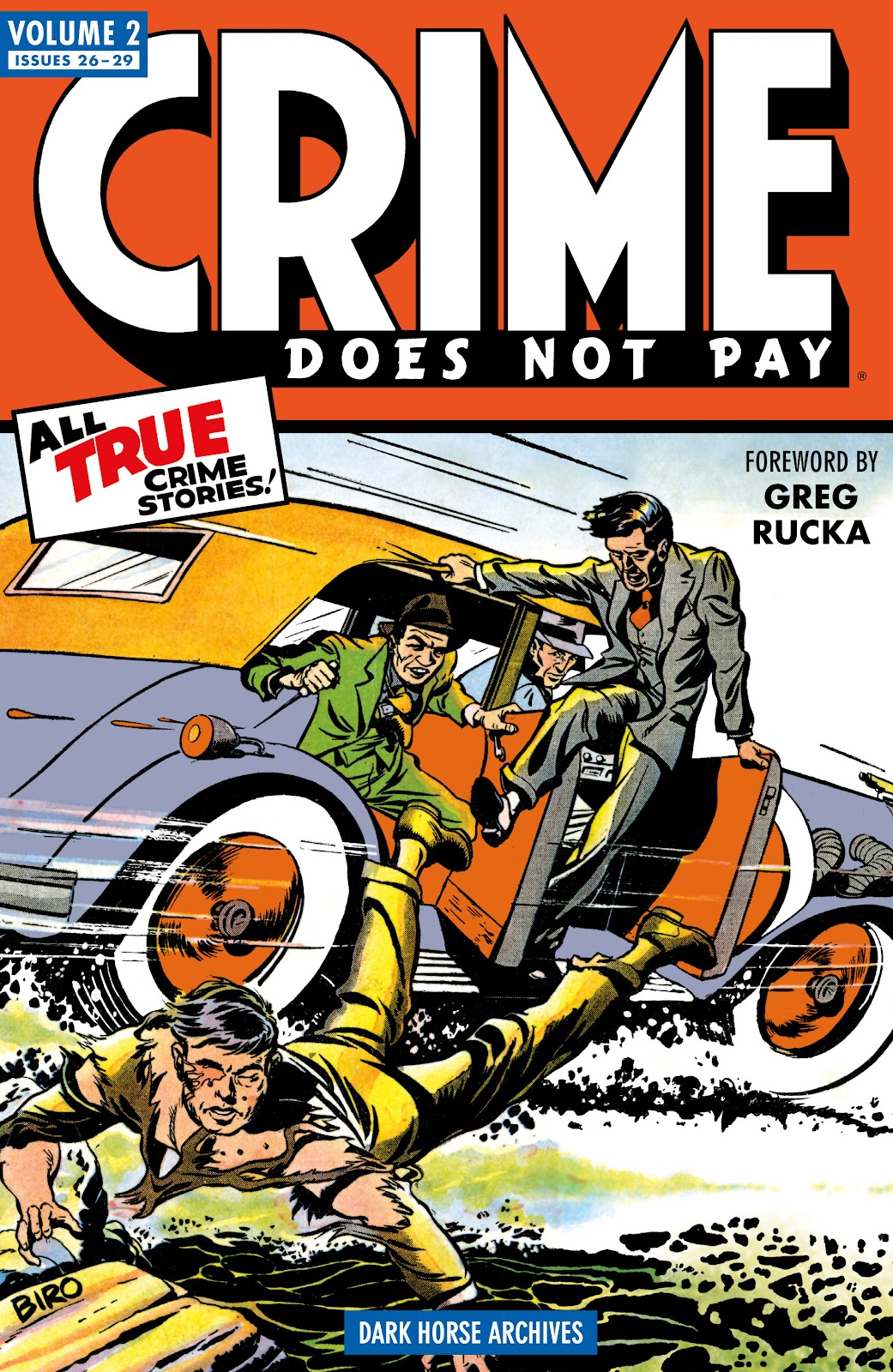 Read online Crime Does Not Pay Archives comic -  Issue # TPB 2 (Part 1) - 1