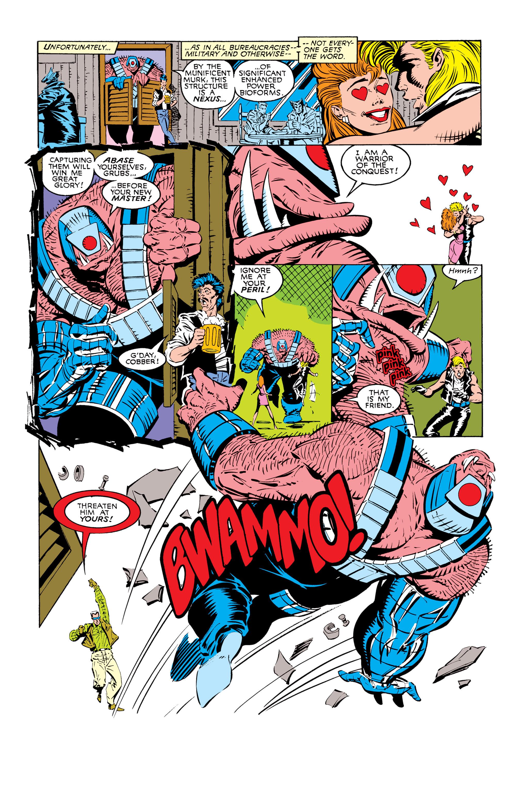 Read online Uncanny X-Men (1963) comic -  Issue #245 - 13
