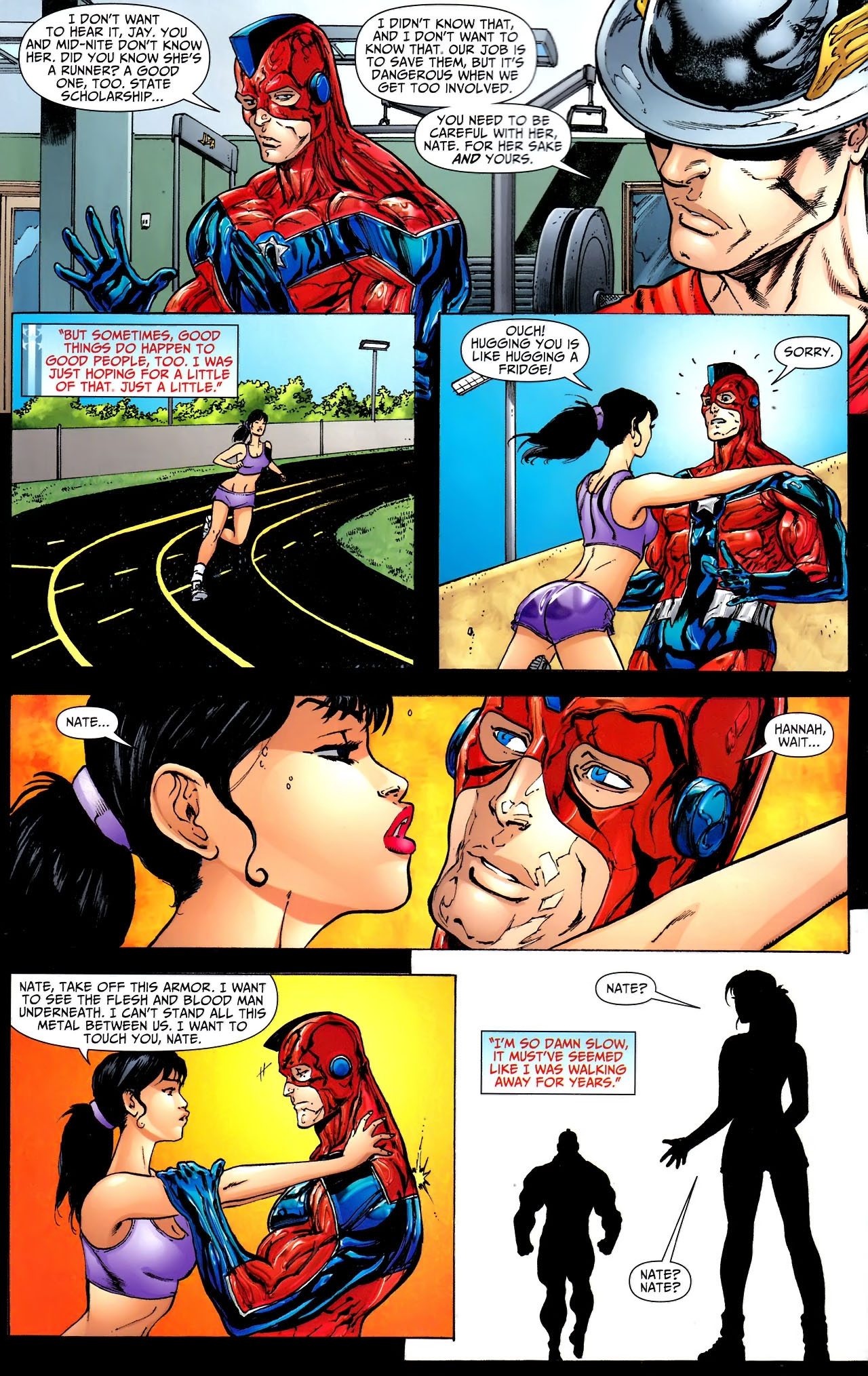 Read online JSA 80-Page Giant 2011 comic -  Issue # Full - 40