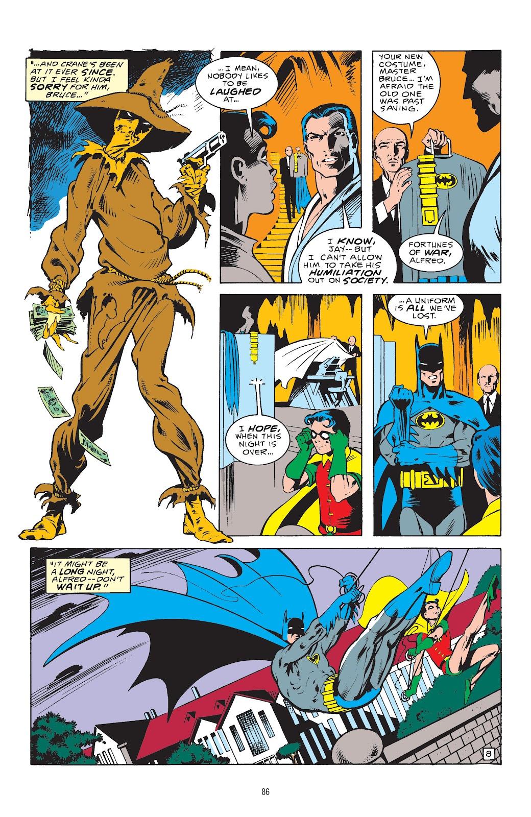 Read online Detective Comics (1937) comic -  Issue # _TPB Batman - The Dark Knight Detective 1 (Part 1) - 86